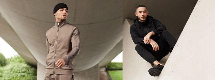 6 freshe Outfits für deinen Ruhetag   Herrenbekleidung in Bewegung