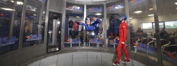 Wir haben Indoor Skydiving ausprobiert   So fühlt sich fliegen an