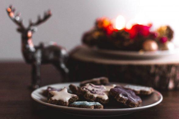 10 Tipps, um dein Gewicht über Weihnachten zu halten