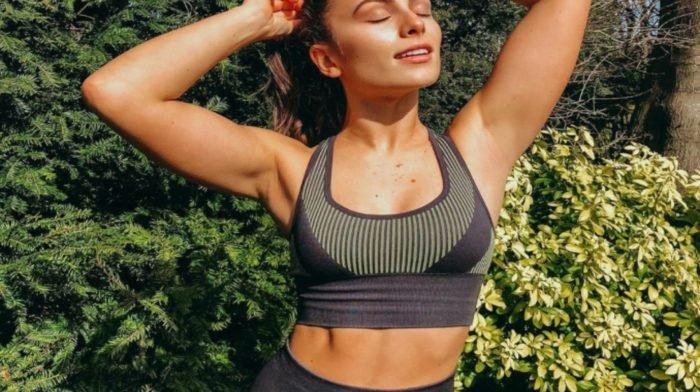 Von zu Hause aus trainieren | Steph Elswood's schnelles Bauch-Workout