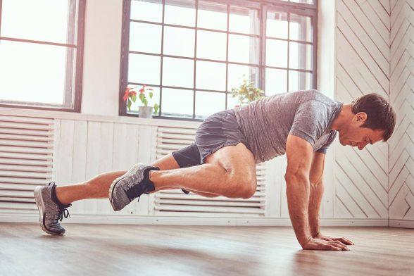 5 Fitness-Ziele, die du dir zu Hause setzen kannst