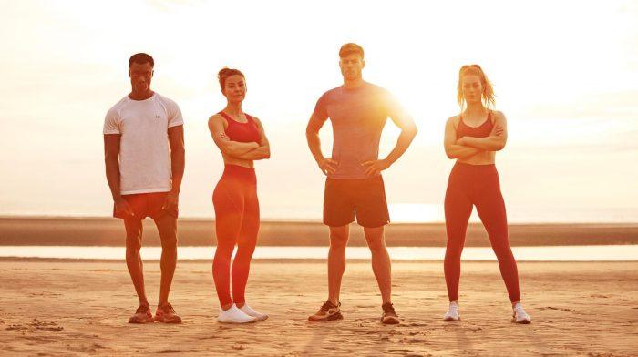 Lass dich von diesen phänomenalen Fitness Challenges inspirieren