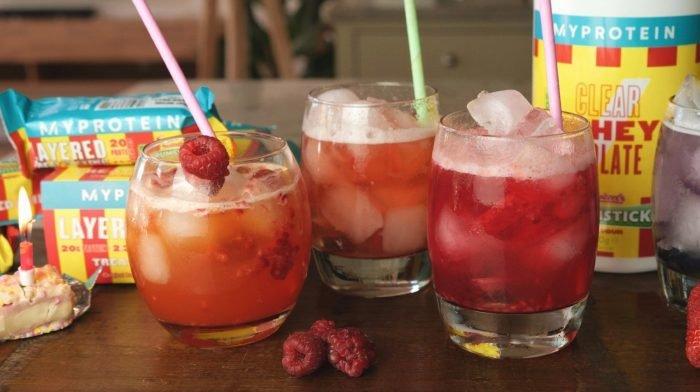 Bereite dir unseren Geburtstags-Mocktail zu | Feiere die Sweet 16 mit Swizzels