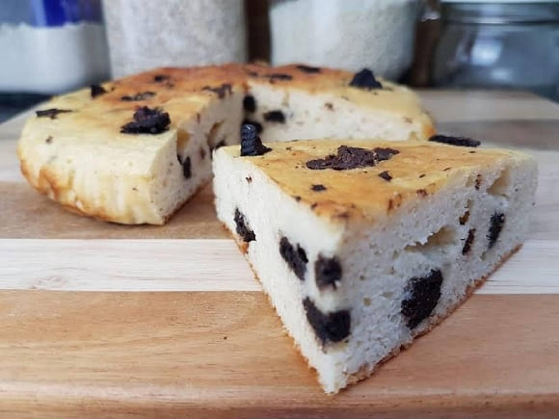 Lecker Abnehmen | High Protein Oreo Cheesecake