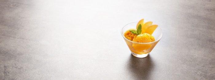 BCAA Mango Sorbet   Erfrische deine Sommer Supplement Routine