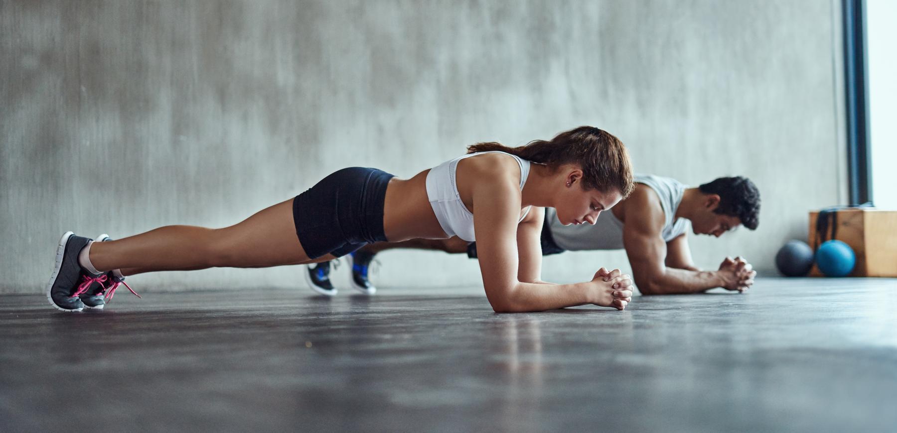 Planks korrekt ausführen | Alles, was du wissen musst