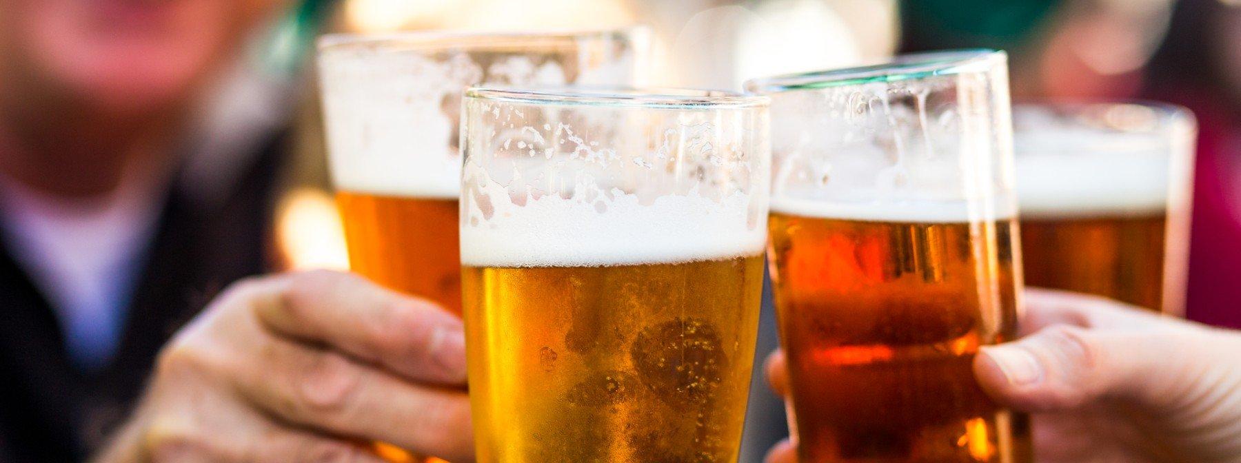 Was Alkohol mit unserem Körper anstellt