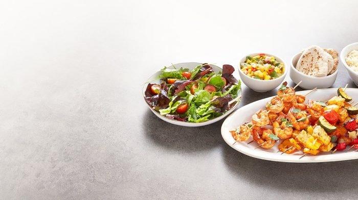 Brutzel-Spieße Dreierlei | BBQ Meal Prep