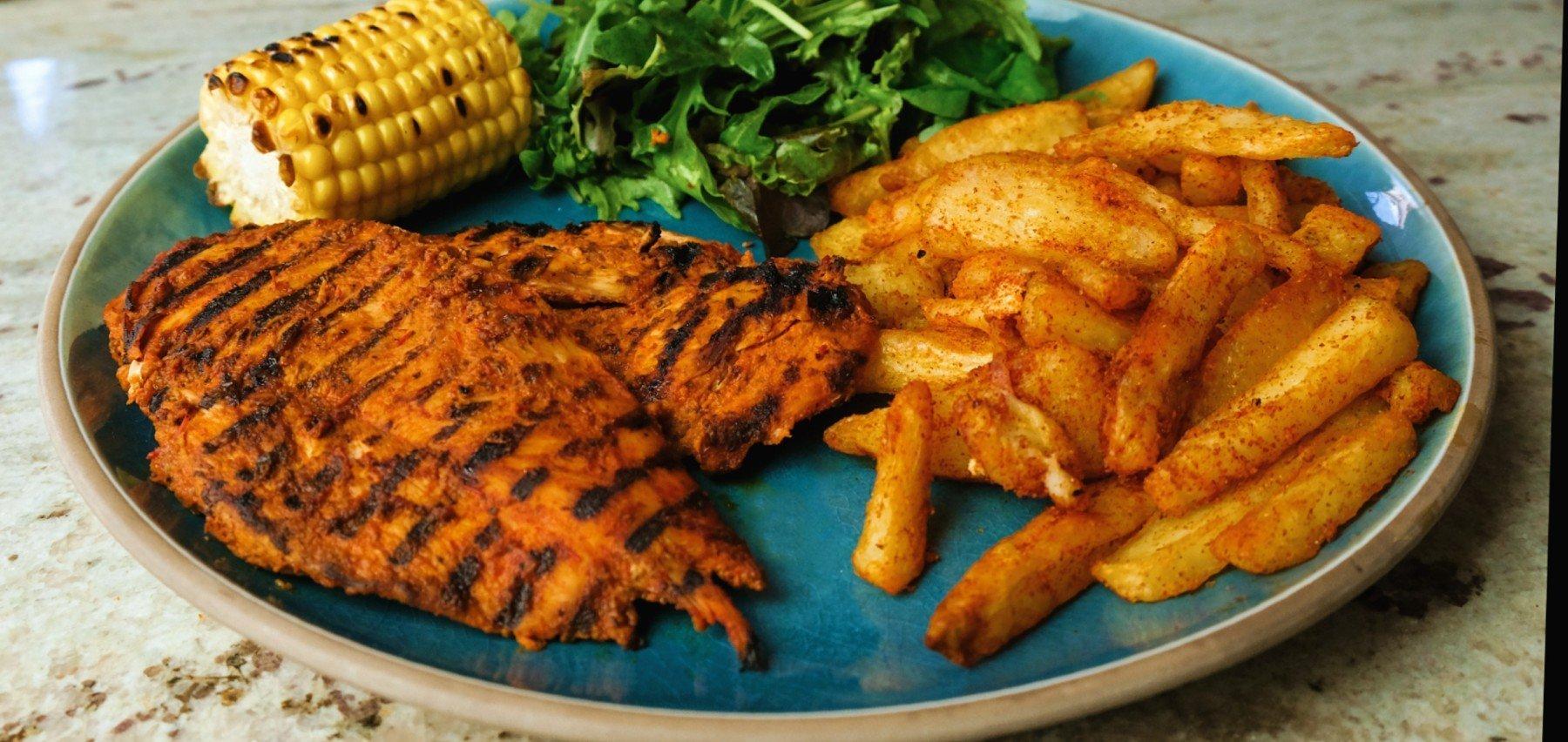 Peri Peri Chicken Fakeaway