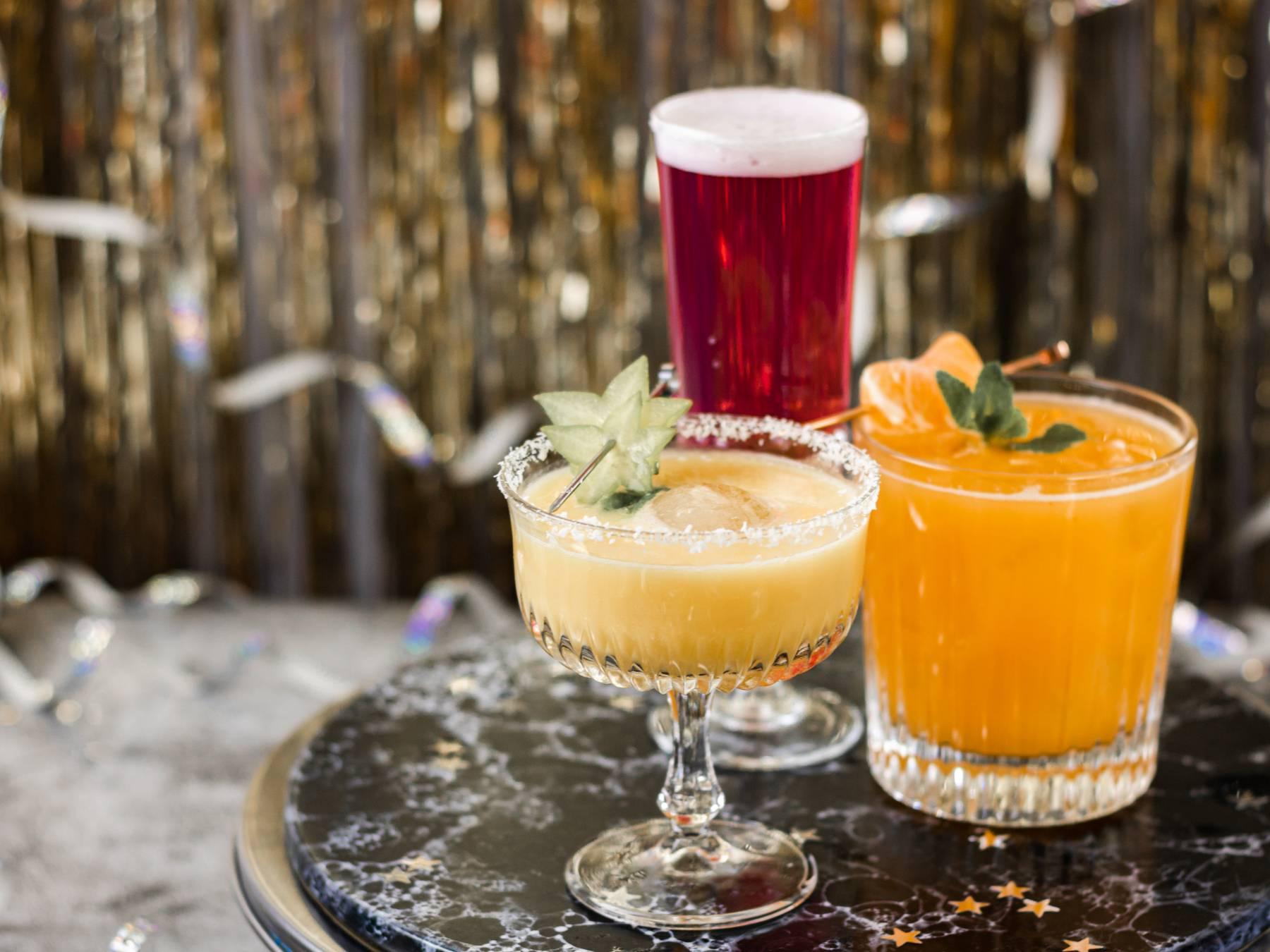 3 Protein-Cocktails zum Anstoßen | Gesund ins neue Jahr