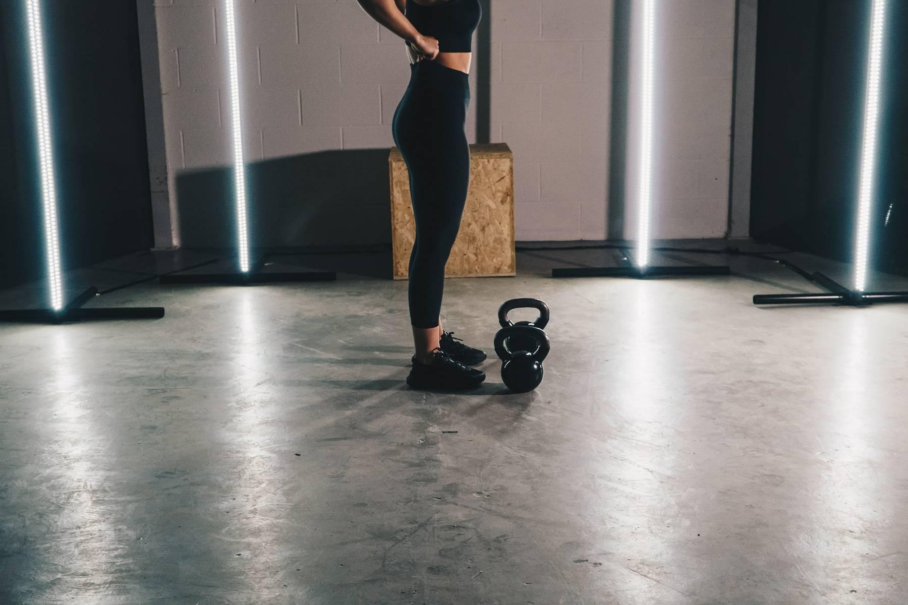 Kettlebell Workouts für Frauen | Die besten Kettlebell-Übungen
