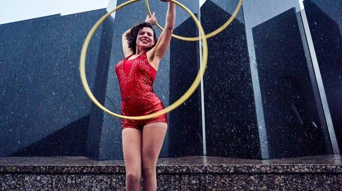 Hula Hoop Workout für Killer-Bauchmuskeln | Übungen, Vorteile & Tipps
