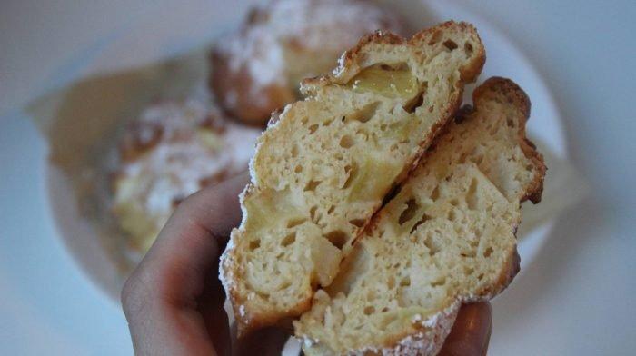 Proteinreiche Apfelteilchen | Gesunder Snack für Zwischendurch