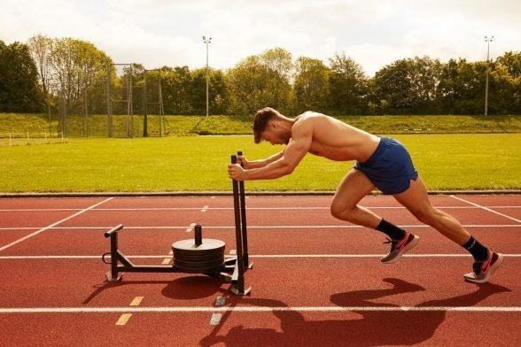 Push Pull Beine Trainingsplan   Der beste Split-Plan für Masseaufbau