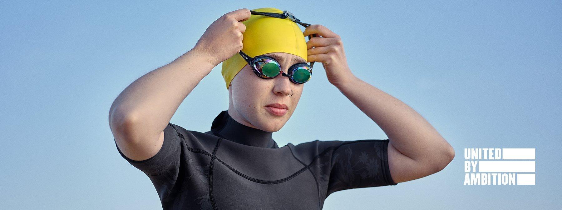 Lerne Hannah kennen: Künstlerin & Abenteurerin mit einer Leidenschaft für Freiwasserschwimmen