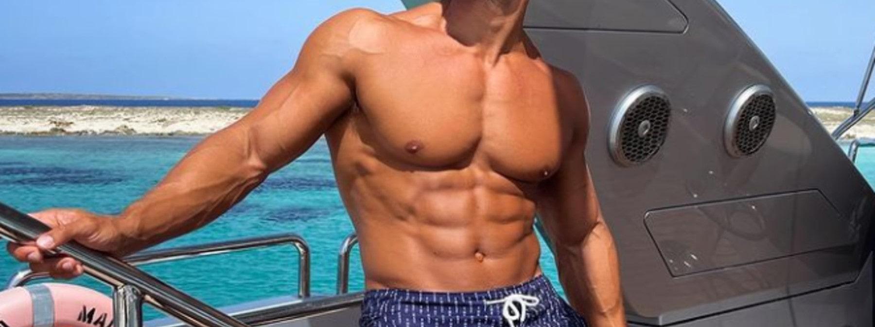 Mike Thurston's simples Bauch Workout bringt deinen Core zum Brennen