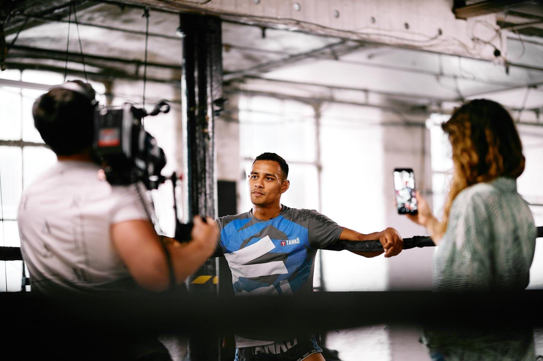 Panicos Yusuf | Lerne den Trainer hinter der #MyChallenge kennen