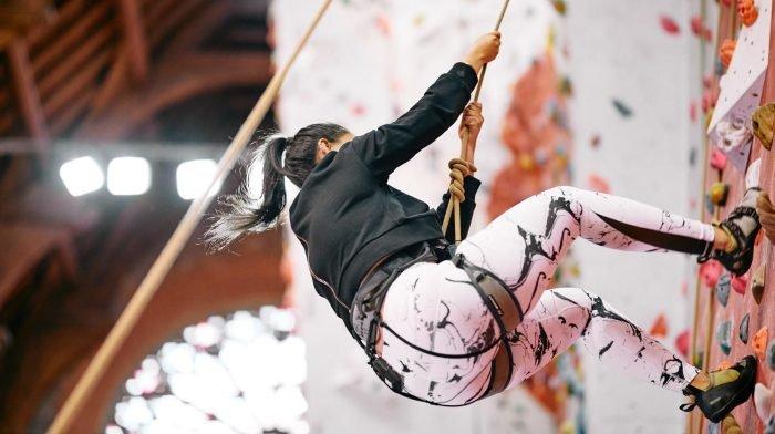 Versuche Kiran's Kletter-Workout für Kraft & Ausdauer | #MyChallenge