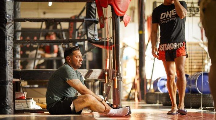 Halbzeit | Punit's Muay Thai Challenge Fortschritte