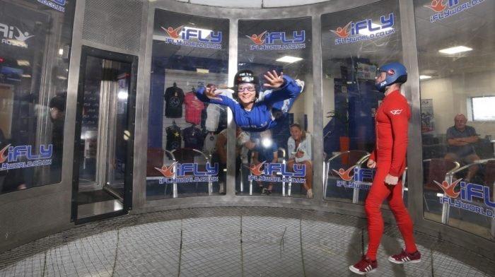 Wir haben Indoor Skydiving ausprobiert | So fühlt sich fliegen an