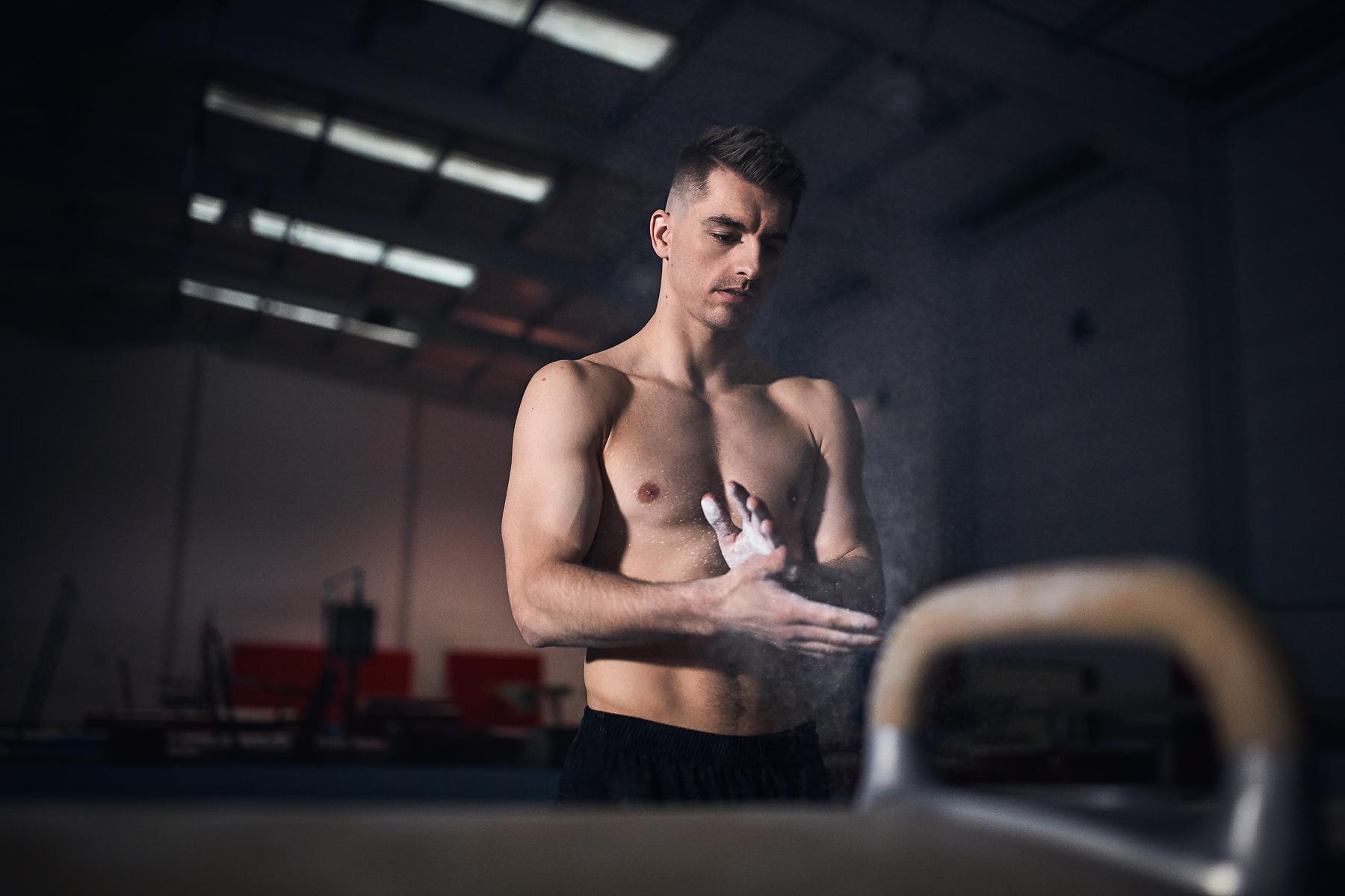 Baue mentale Stärke mit dem olympischen Champ Max Whitlock auf