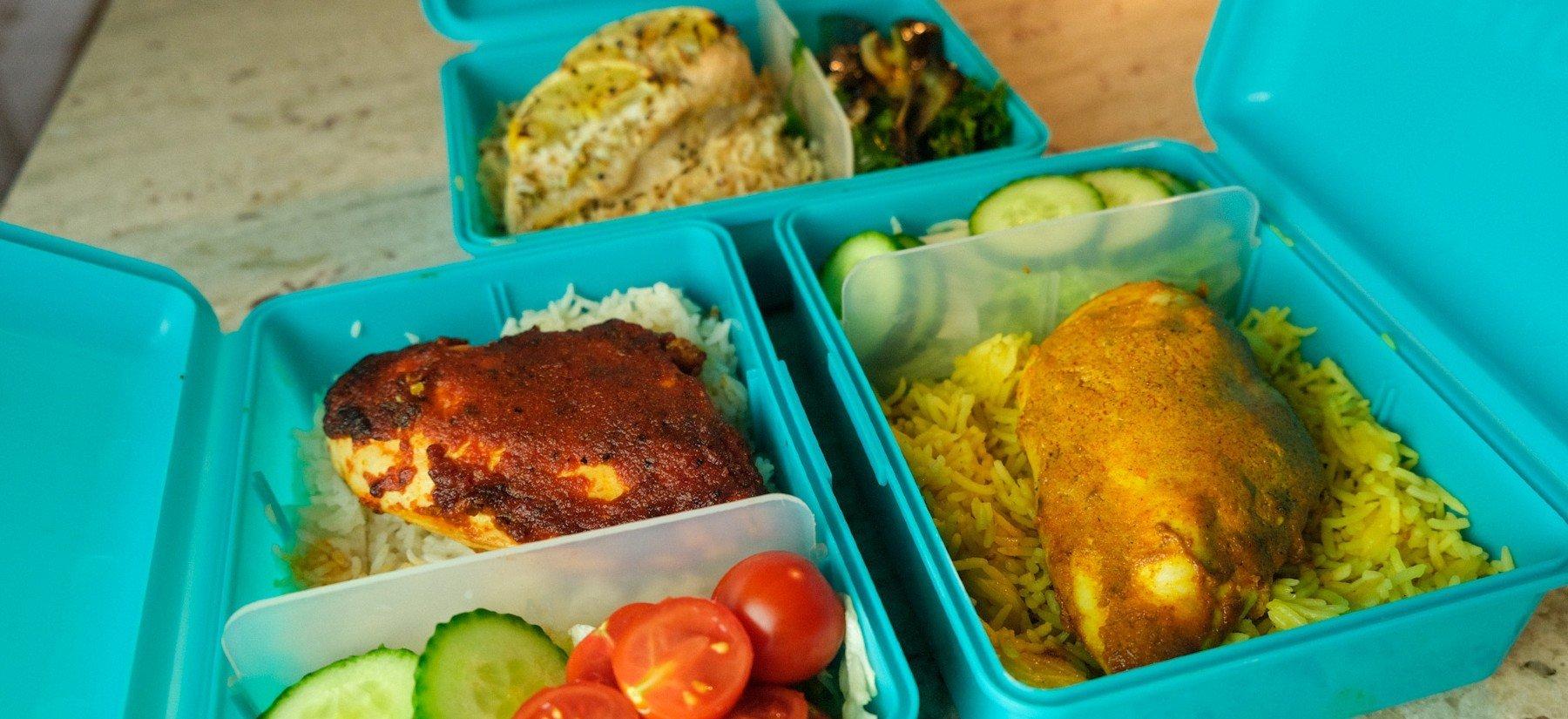 Hähnchenbrust Dreierlei | Leichte Marinaden für deine gesunde Meal Prep