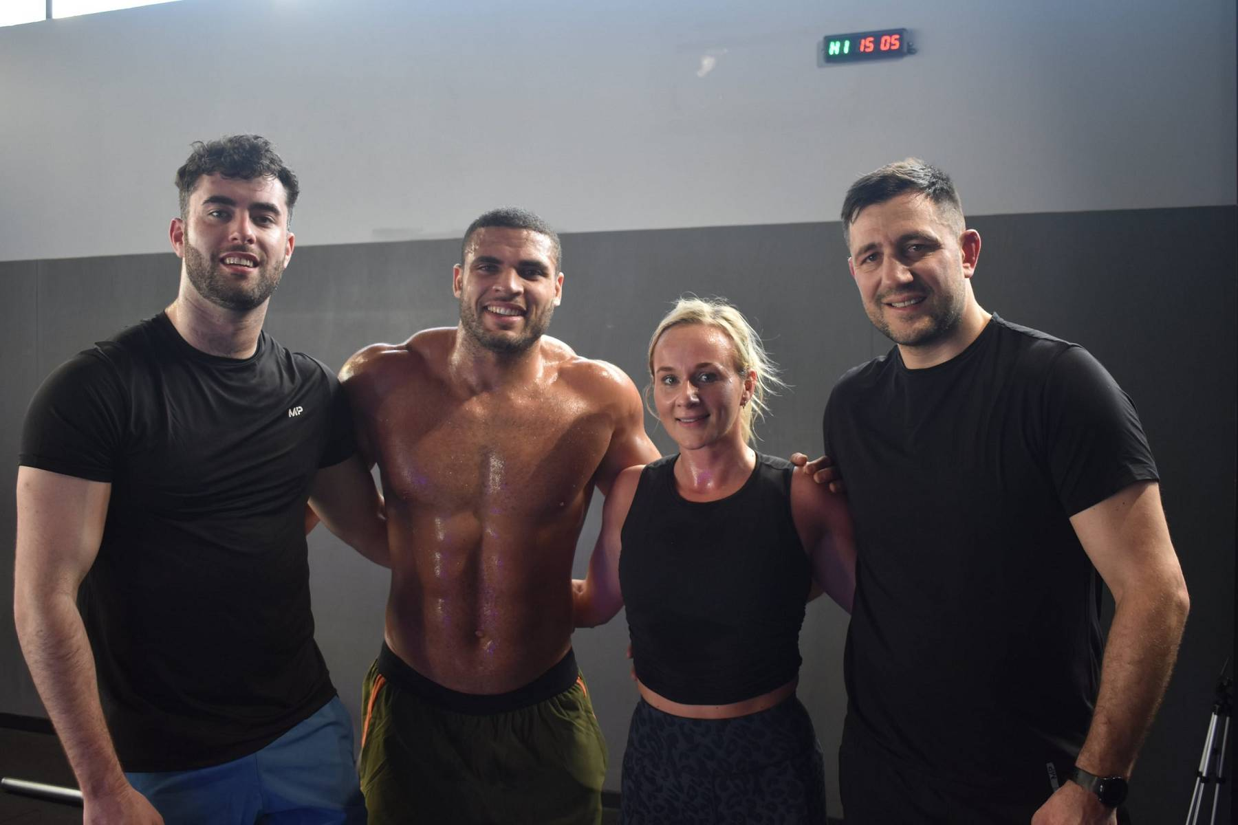 Wie ist es, wenn man mit dem fittesten Mann des Vereinigten Königreichs trainiert? | Zack George
