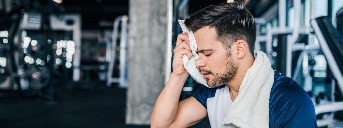 Wie hygienisch ist eigentlich dein Fitnessstudio?