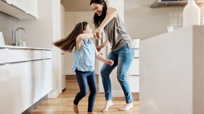 Trainingsideen für die gesamte Familie