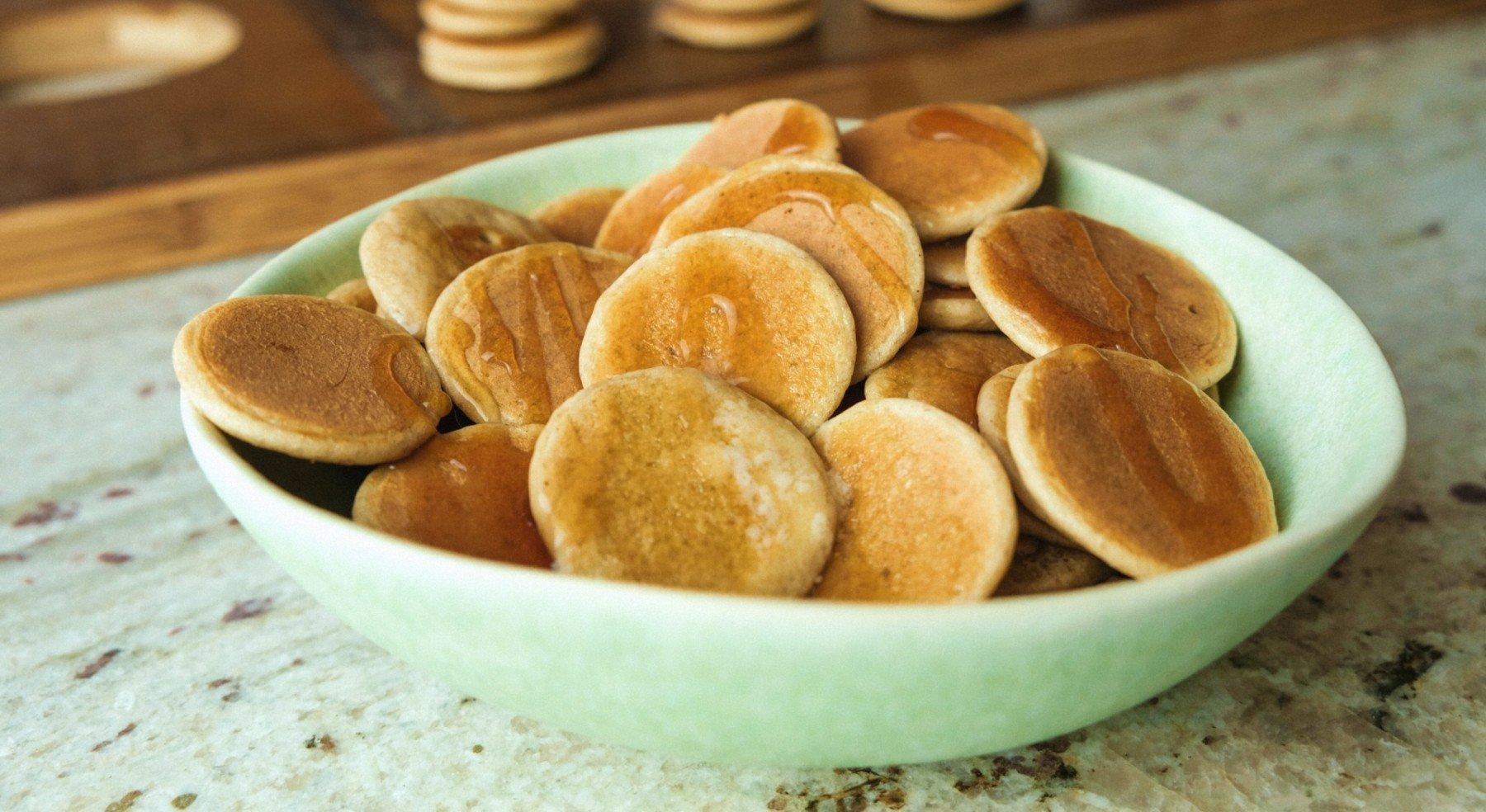 Protein Pancake Cereal — Du BRAUCHST dieses Frühstück
