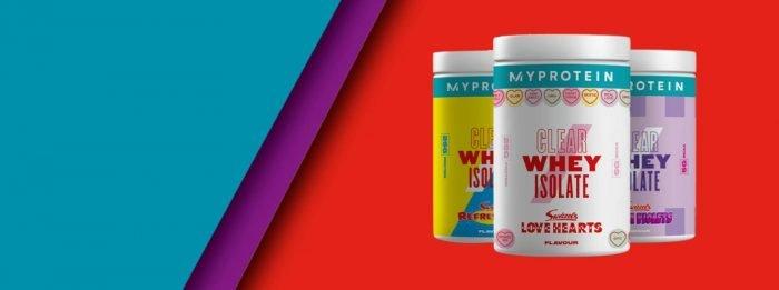 Feiere mit Myprotein X Swizzels | Zuckerarme, proteinreiche Geburtstagsleckereien