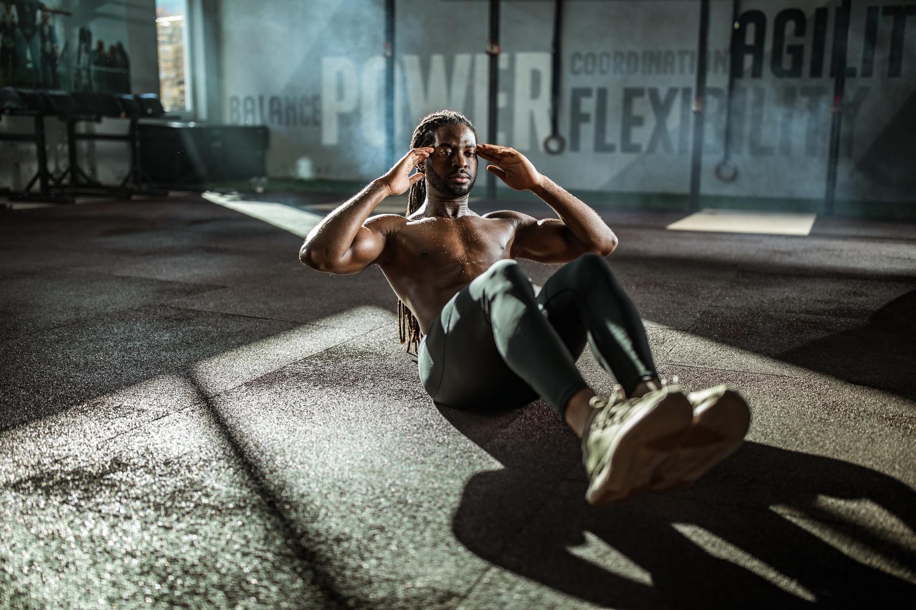 Bauchmuskel-Workouts für zu Hause: Der ultimative Guide