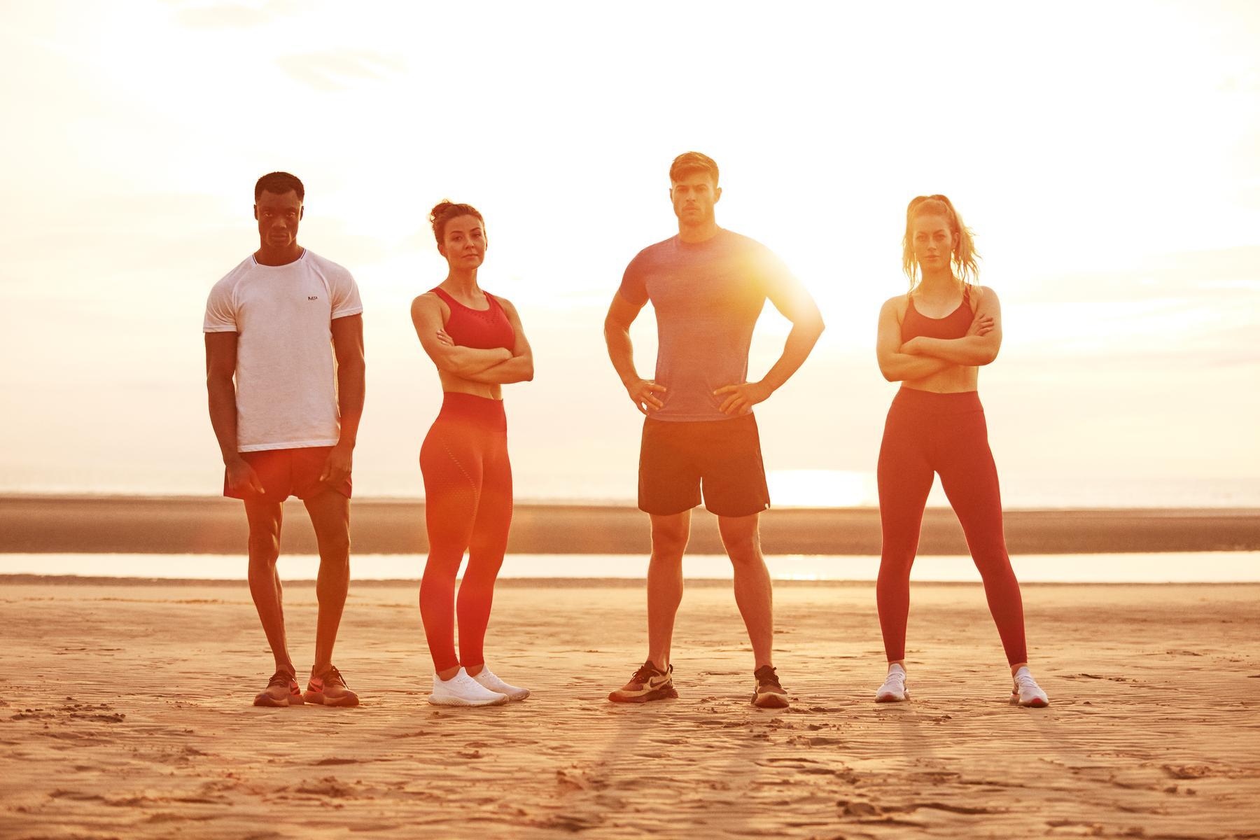 5 Sportarten, die man auch in Teams mit bis zu 6 Spielern durchführen kann