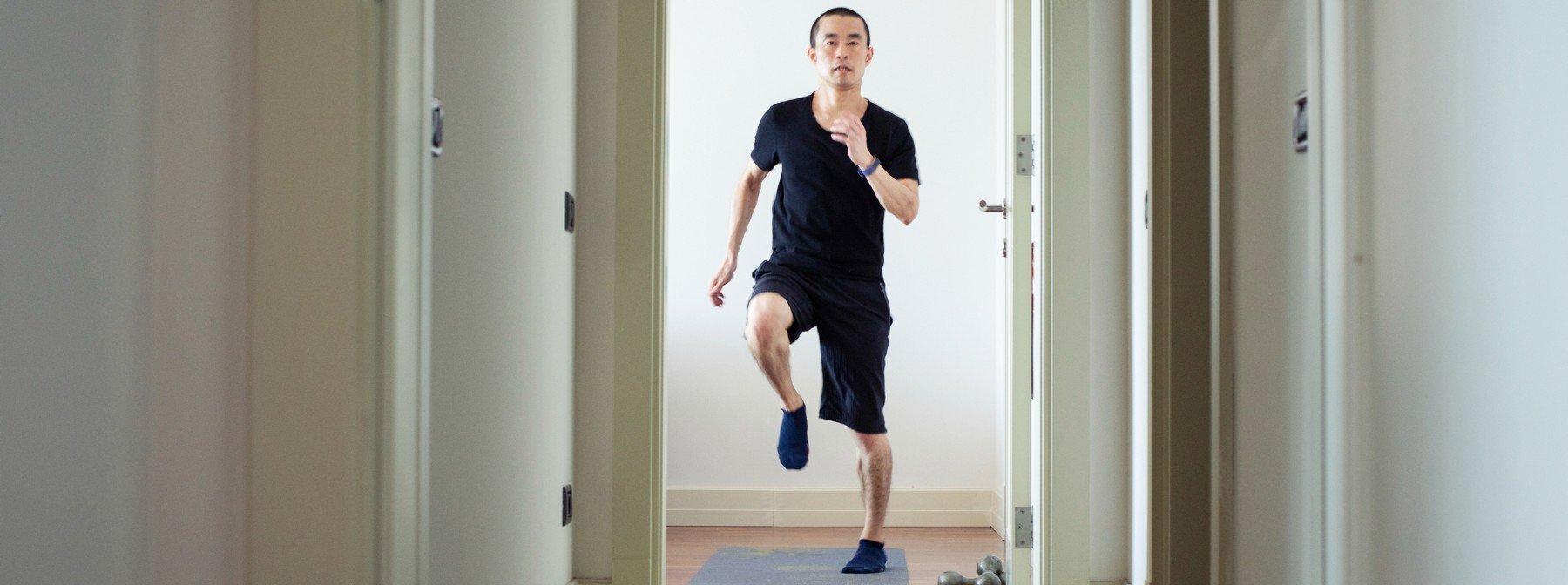 Cardio für zu Hause | 7 ideale Übungen, um das Herz in Fahrt zu bringen