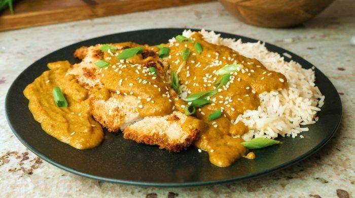 Hähnchen Katsu Curry Fakeaway
