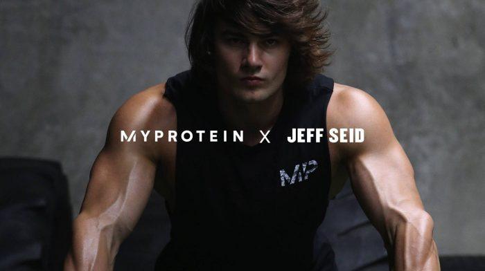 Vorstellung von Jeff Seid | Das neuste Mitglied im Team Myprotein