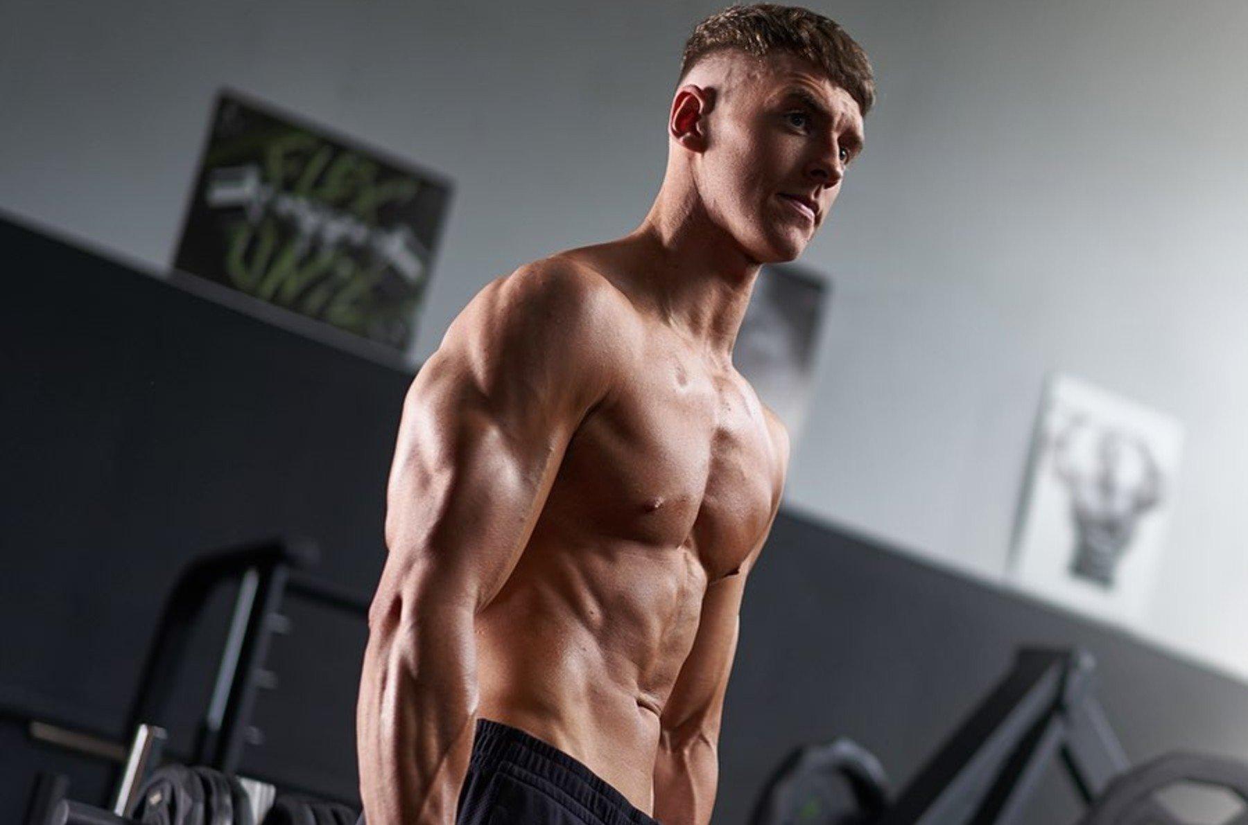Trainiere die Brust wie ein Wettkampf-Bodybuilder | Brust & Trizeps Workout