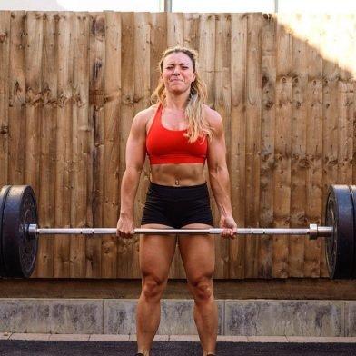 Von der 400m Hindernisläuferin zur Functional Fitness Enthusiastin   Wer ist Samantha Brown?