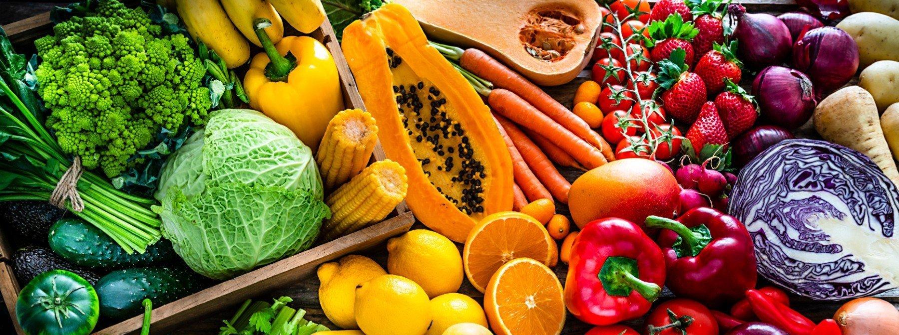 Wie man sich nachhaltiger ernährt