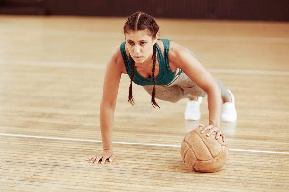 Wie man Liegestütze ausführt | Form, Technik & Gewichte