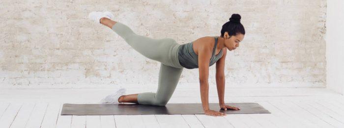 Das 27 Minuten Power Pilates Workout von 8fit | Erhöhe deine Flexibilität, Kraft & Balance