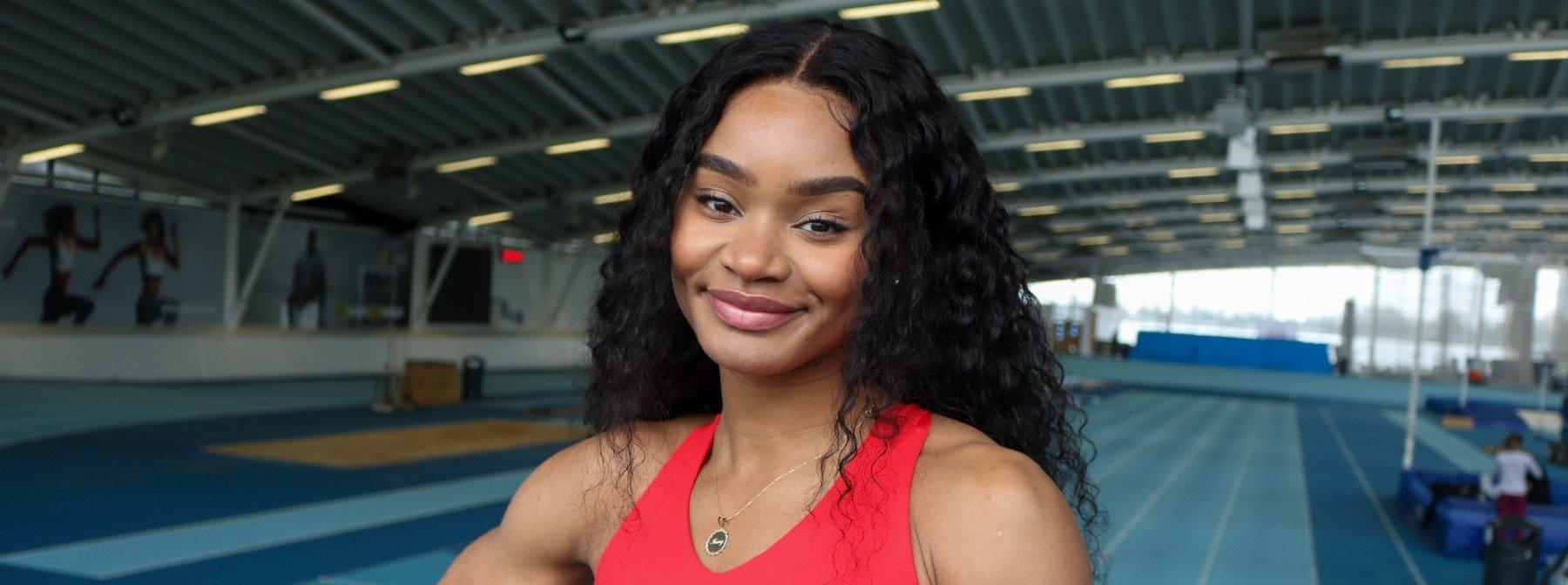 Was braucht es, um eine olympische Sprinterin in 2021 zu sein? | Imani-Lara Lansiquot