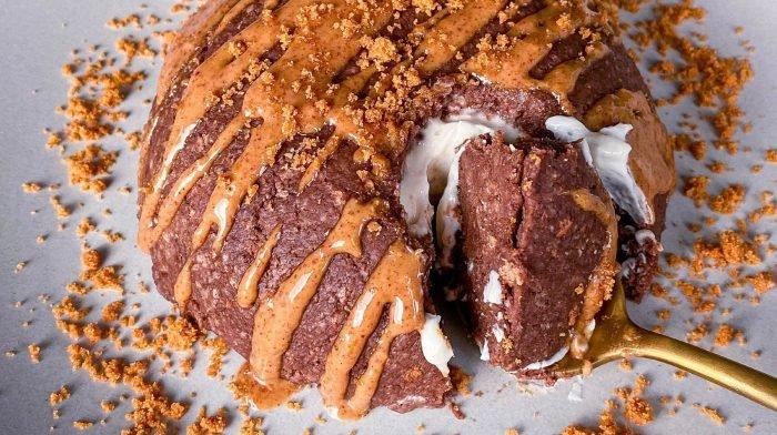 Proteinreicher Frühstücks-Pudding | Einfache & köstliche Frühstücksidee