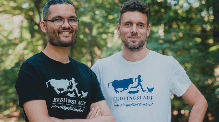 Erdlingslauf 2021: 550 km von Berlin nach Bayern in nur 7 Tagen