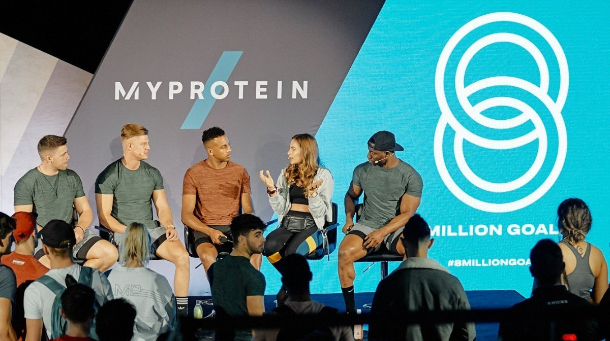 Here's How Myprotein Throw A Party | Celebrating 8 Million Strong