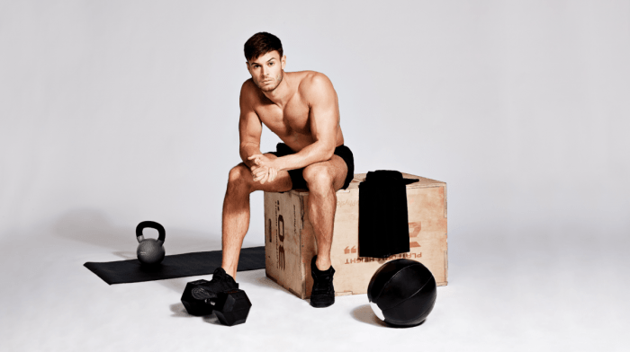 Alex Beattie's Functional Fitness Workout