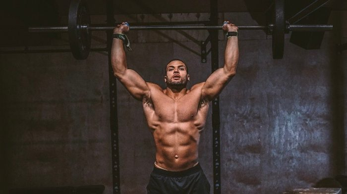 """The UK's Fittest Man: """"We're In Lockdown, But My Goals Haven't Changed"""""""