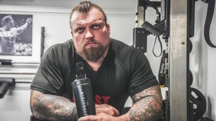 What Is It Like Being Eddie Hall | The Diet