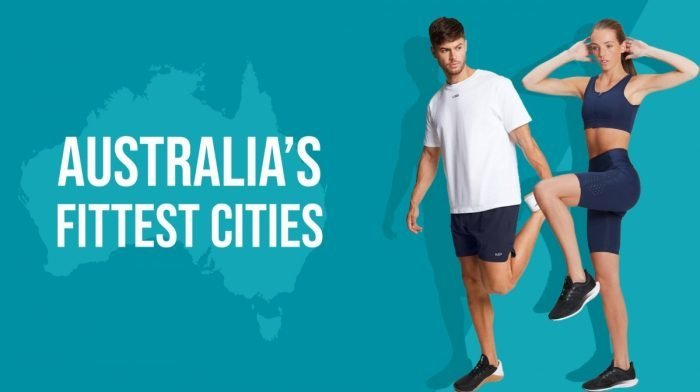 The Fittest Cities in Australia