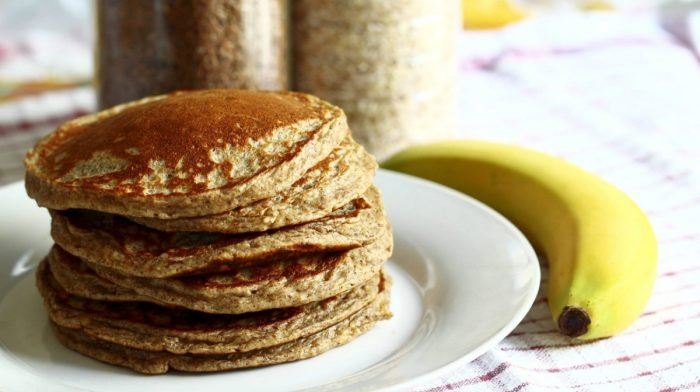 Protein Pow | Flax & Whey Protein Pancakes